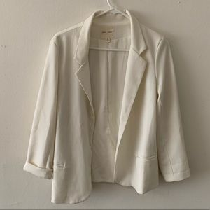 Silence and Noise off white Blazer